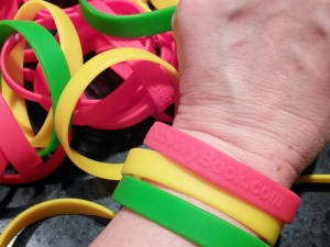 Recovery Zone System Wristbands